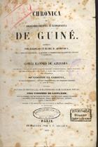 Crónica da Guiné