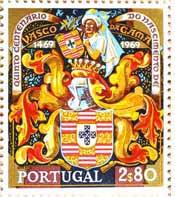 Selo Vasco Gama - 1969
