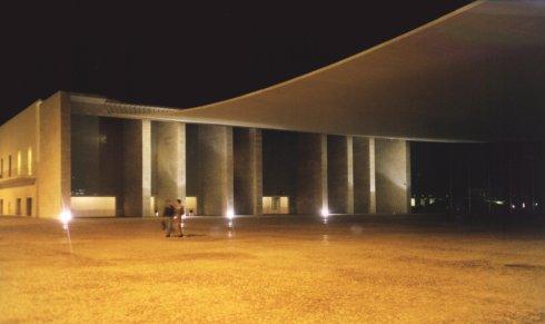 Pavilhão de Portugal - Praça Cerimonial / Pala