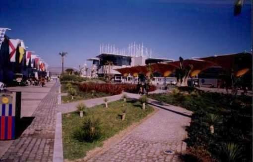 Jardim Pavilhão dos Oceanos