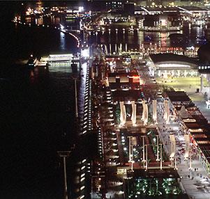 Vista geral do recinto da Expo'98